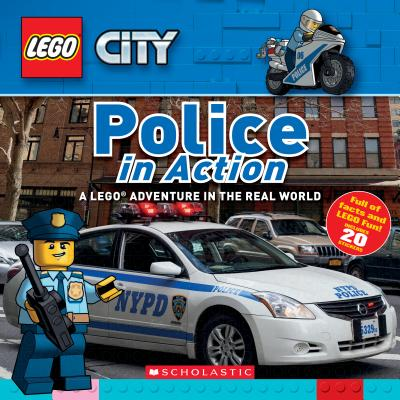 Police in Action: A Lego Adventure in the Real World