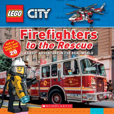 Firefighters to the Rescue: A Lego Adventure in the Real World