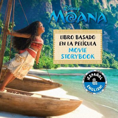 Moana libro basado en la pelicula / Moana Movie Storybook