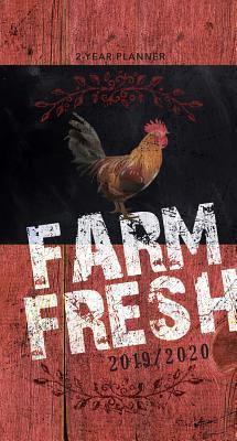 Farm Fresh 2019/2020 Planner: 2-year Pocket Planner