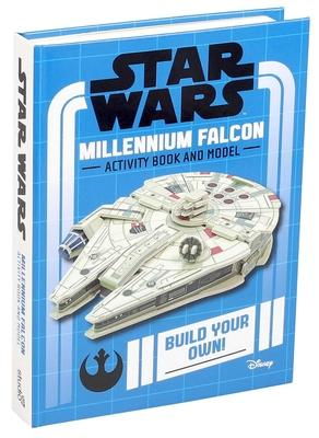 Star Wars Build Your Own Millennium Falcon: Activity Book and Model