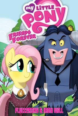 My Little Pony Friends Forever: Fluttershy & Iron Will