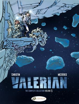 Valerian 5: The Complete Collection