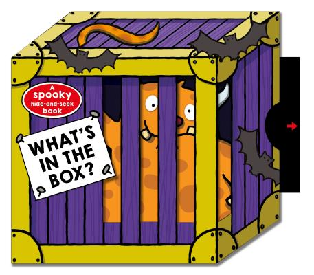 What's in the Box?: A Spooky Search-and-Find Book