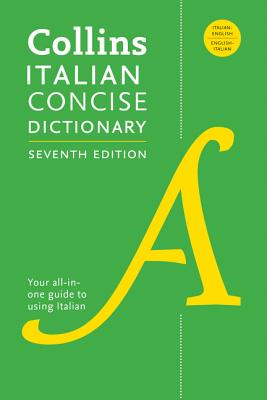 Collins Italian Concise Dictionary