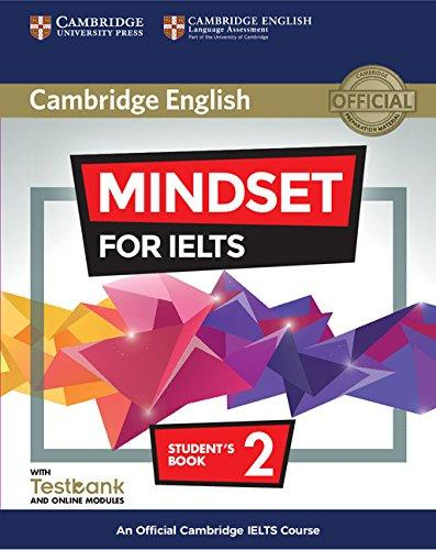 Mindset for Ielts Level 2 + Testbank With Online Modules: An Official Cambridge Ielts Course
