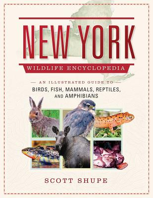 New York Wildlife Encyclopedia: An Illustrated Guide to Birds, Fish, Mammals, Reptiles, and Amphibians