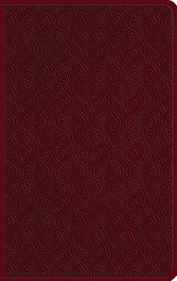 Holy Bible: English Standard Version, Ruby, Vine, Trutone, Value Thinline
