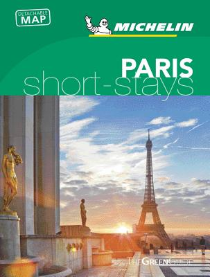 Michelin Green Guide Short Stays Paris