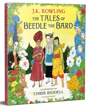 The Tales of Beedle the Bard:Illustrated Edition