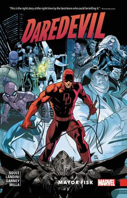 Daredevil Back in Black 6: Mayor Fisk