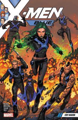 X-Men Blue 4: Cry Havok