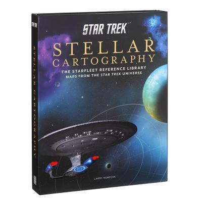 Star Trek Stellar Cartography: The Starfleet Reference Library Maps from the Star Trek Universe