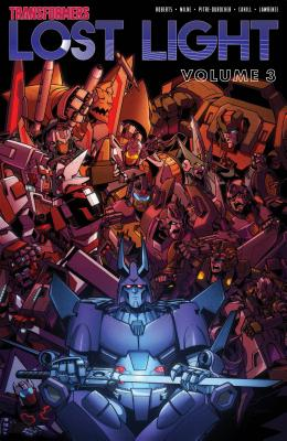 Transformers - Lost Light 3