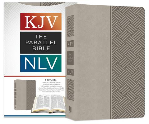 KJV / NLV The Parallel Bible: King James Version/ New Life Version, Pewter