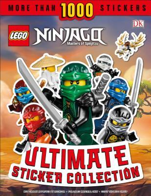 Lego Ninjago Masters of Spinjitzu: Ultimate Sticker Collection