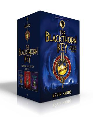 The Blackthorn Key Gripping Collection: The Blackthorn Key / Mark of the Plague / The Assassin's Curse