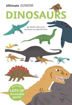 Ultimate Spotlight: Dinosaurs 哇,恐龍!互動操作遊戲書