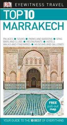 DK Eyewitness Travel Top 10 Marrakech