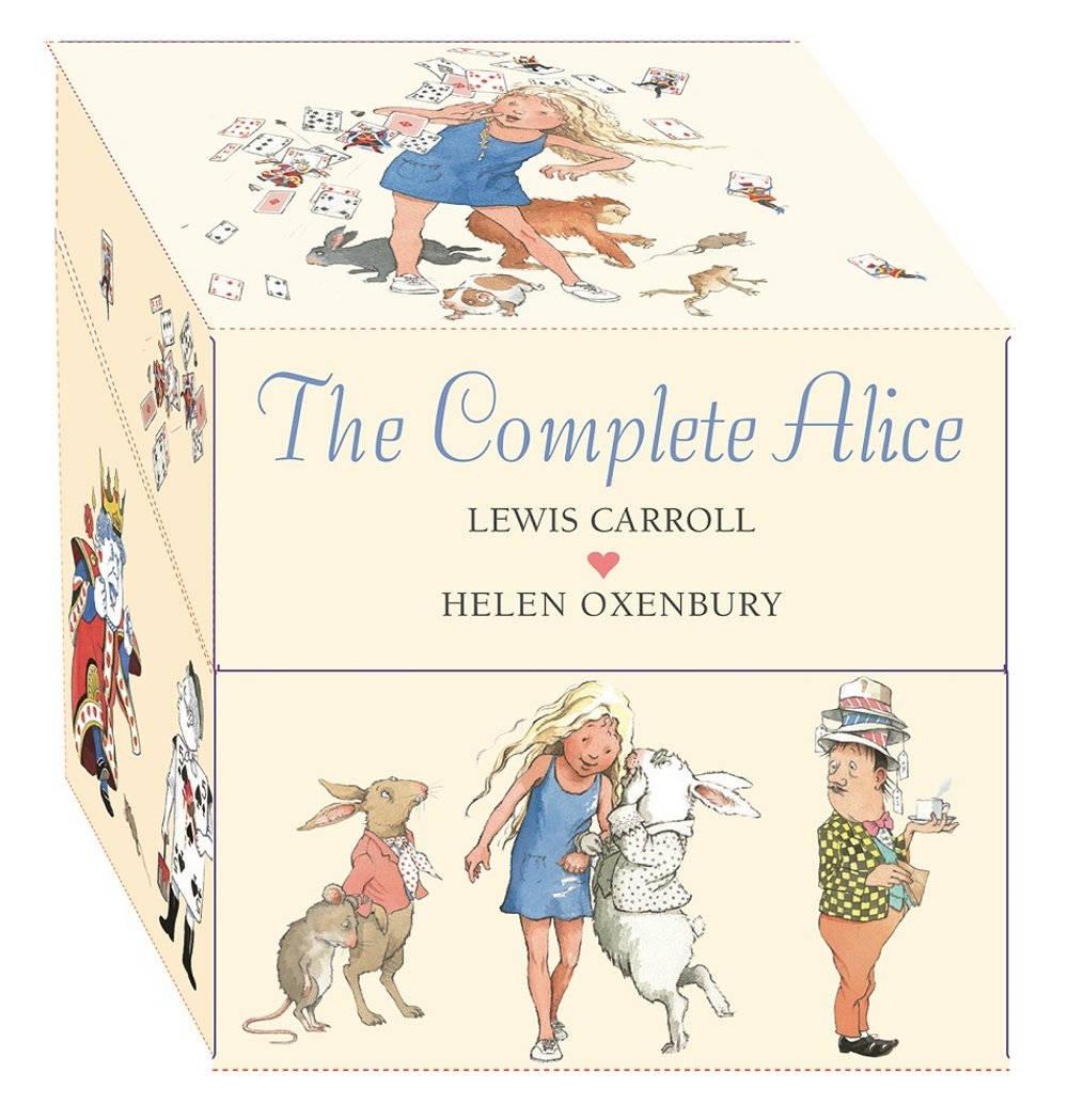 The Complete Alice Collection《愛麗絲夢遊仙境&鏡中奇緣》故事禮盒(22冊)