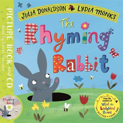 The Rhyming Rabbit: Book and CD Pack