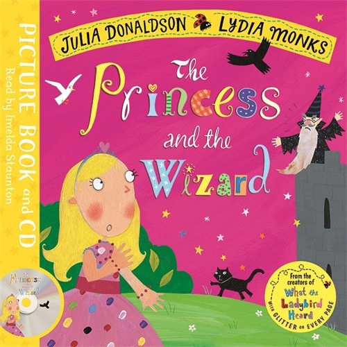 The Princess and the Wizard: Book and CD Pack