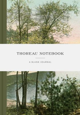 Thoreau Notebook: A Blank Journal Inspired by His Life and Writings