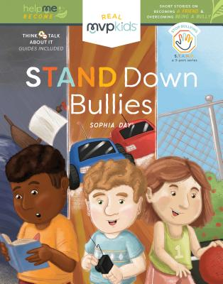 Stand Down Bullies: Becoming a Friend & Overcoming Being a Bully
