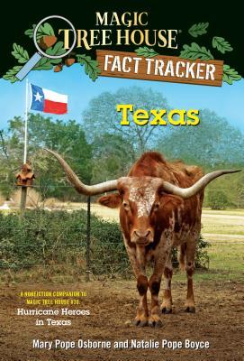 Texas: A Nonfiction Companion to Magic Tree House - Hurricane Heroes in Texas