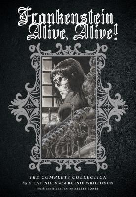Frankenstein Alive, Alive!: The Complete Collection