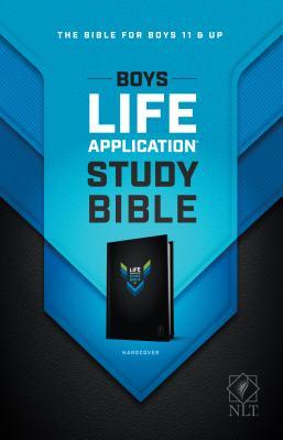 Boys Life Application Study Bible: New Living Translation