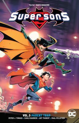 Super Sons 3: Parent Trap