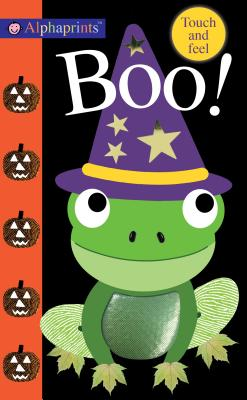 Boo!: Touch and Feel