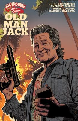Big Trouble in Little China 1: Old Man Jack