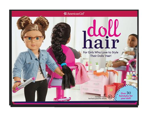 Doll Hair: For Girls Who Love to Style Their Dolls' Hair!