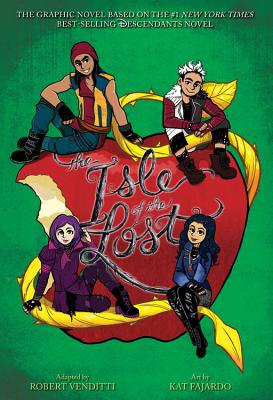 The Isle of the Lost 1: The Graphic Novel