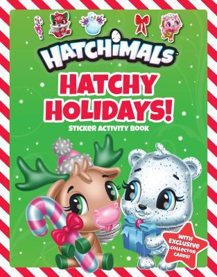 Hatchy Holidays!: Sticker Activity Book