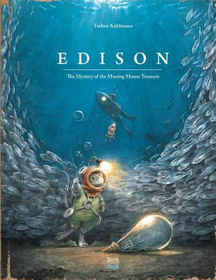 Edison: The Mystery of the Missing Mouse Treasure