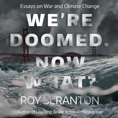 We're Doomed - Now What?: Essays on War and Climate Change