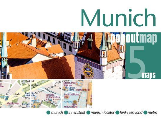 Popout Map Munich