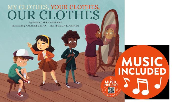 My Clothes, Your Clothes, Our Clothes: Music Included