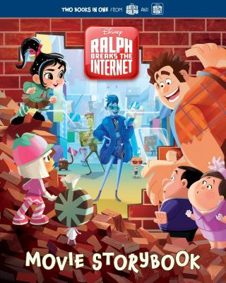 Wreck-It Ralph and Ralph Breaks the Internet Movie Storybook