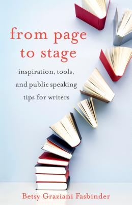 From Page to Stage: Inspiration, Tools, and Public Speaking Tips for Writers