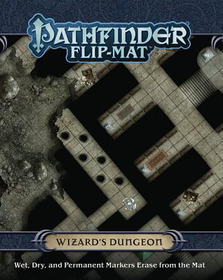 Pathfinder Flip-mat - Wizard's Dungeon