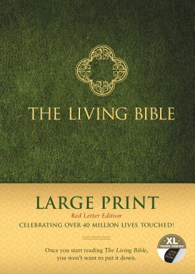 The Living Bible: Paraphrased: Red Letter Edition