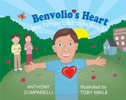 Benvolio's Heart: When Pure Love Spills from the Inside Out