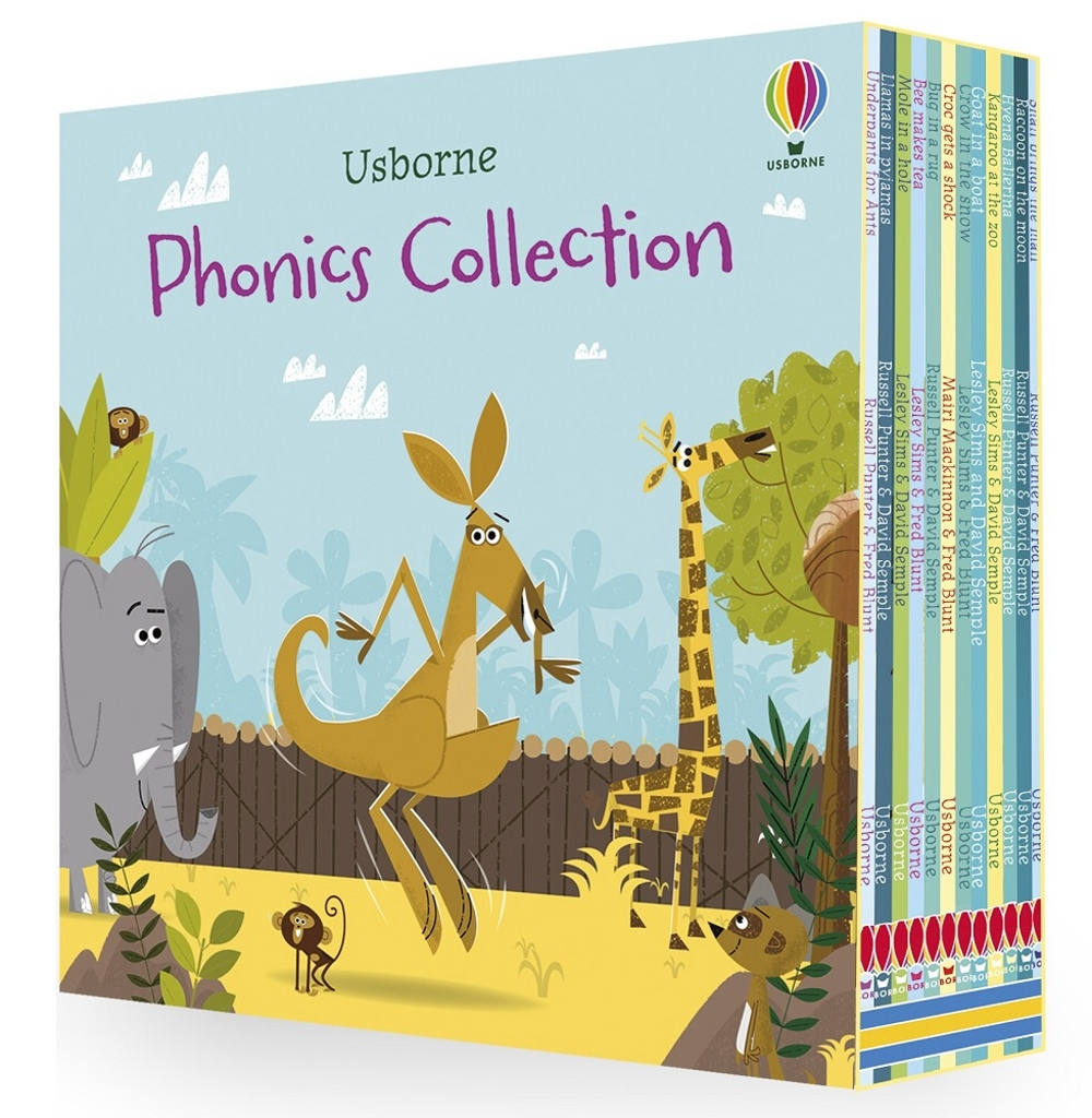 Mini Phonics Cllection