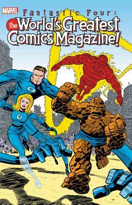 Fantastic Four: The World's Greatest Comic Magazine!