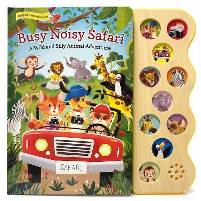 Busy, Noisy Safari