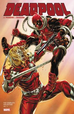 Deadpool the Complete Collection 4